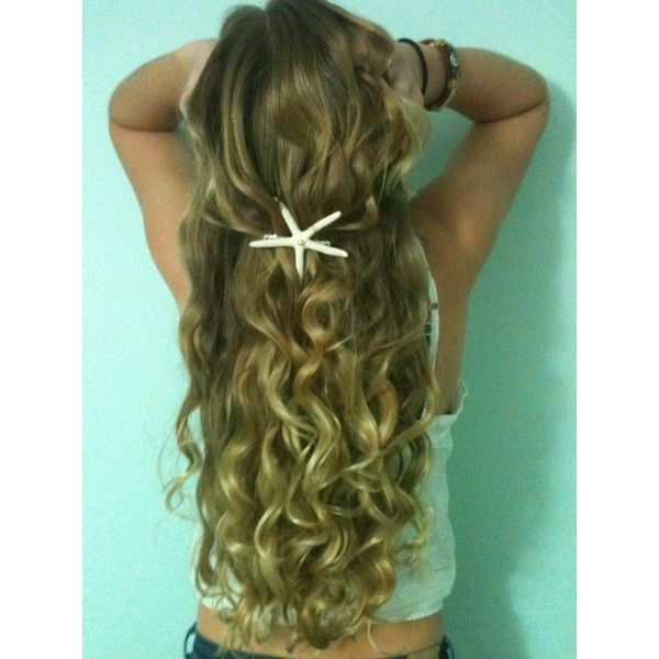 Fashion, Hair, and Nails. via Polyvore