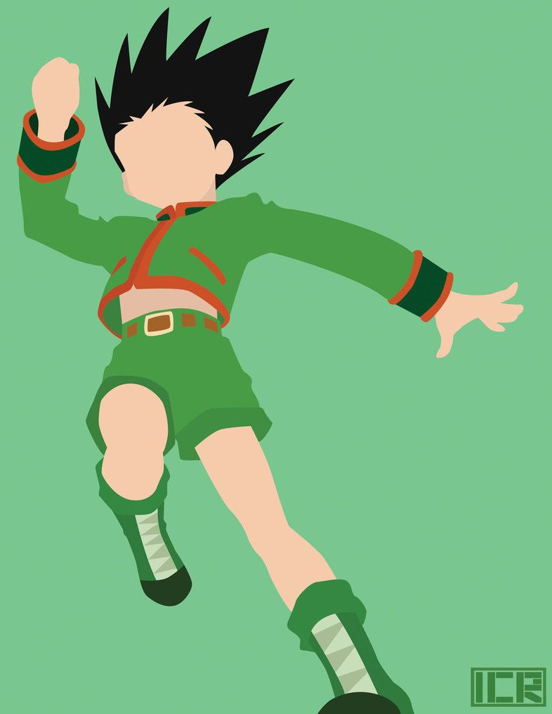 Gon by ICR-427 on DeviantArt