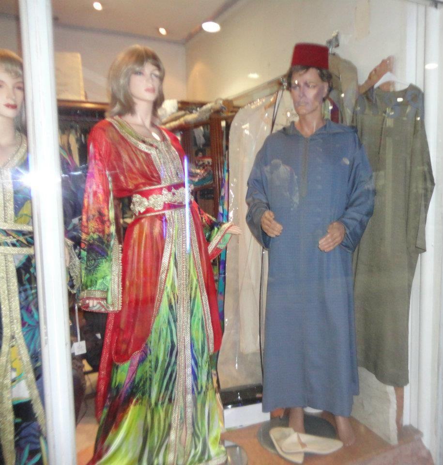 Moda marroquina