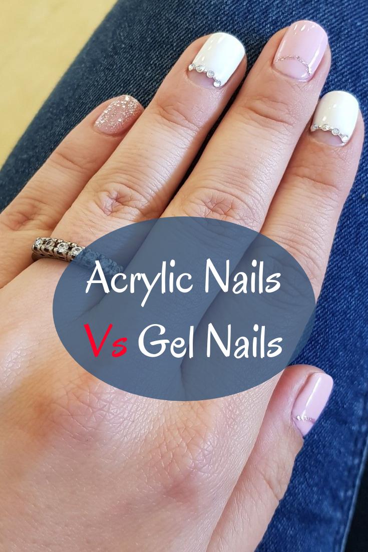 Acrylic Nails Vs Gel Nails Ultimate Decision Making Guide Short Gel Nails Gel Nails Perfect Nails