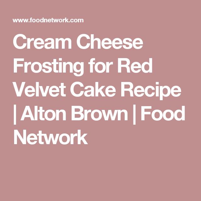 Cream Cheese Frosting For Red Velvet Cake Recipe Red Velvet Cake Velvet Cake Red Velvet Cake Recipe