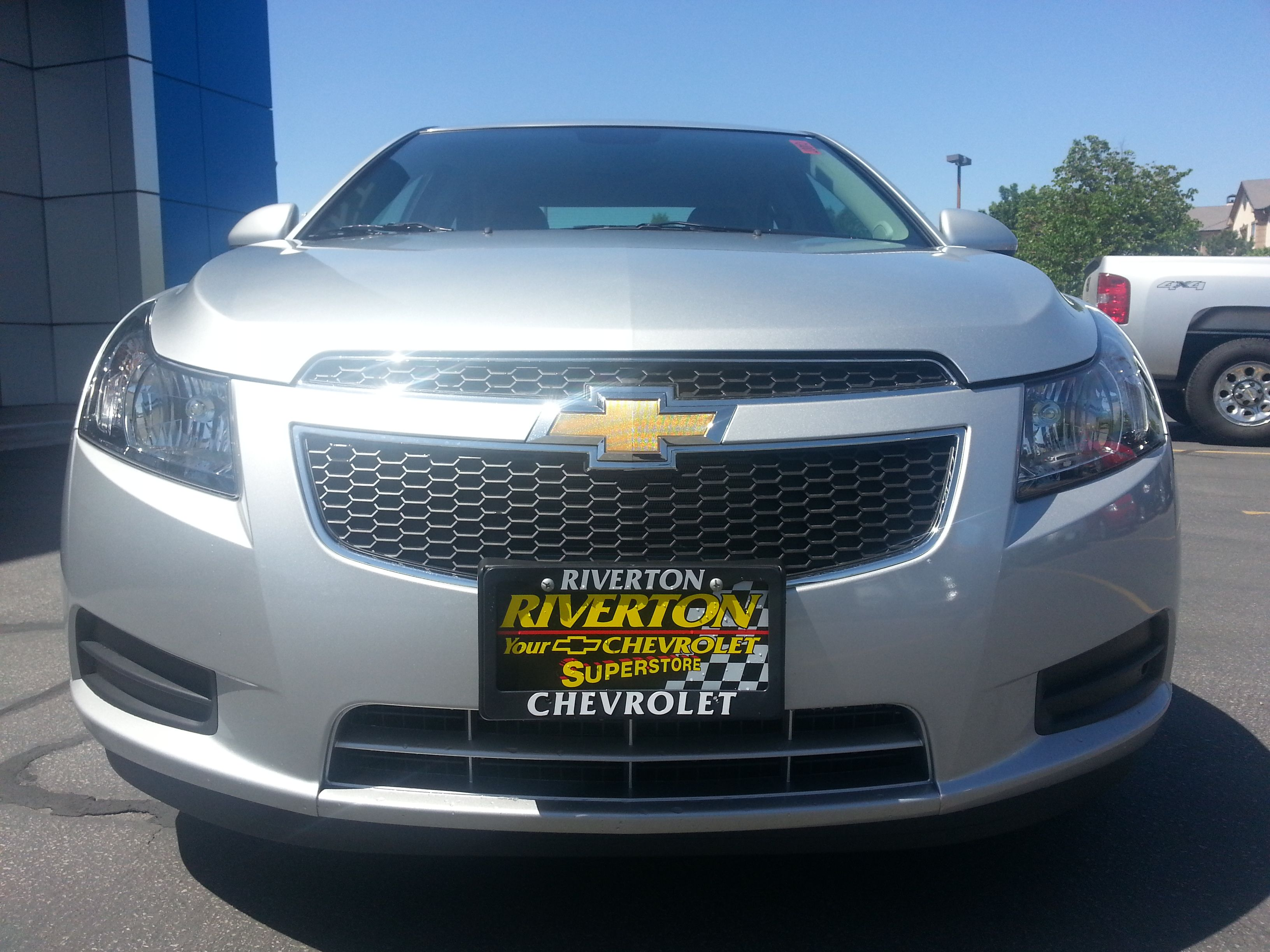 Chevy Dealer Utah >> Pin By Riverton Chevy On 2014 Cruze Diesel Chevy Dealers