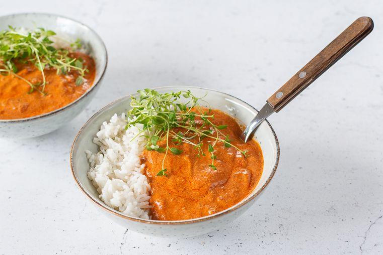 indisk tikka masala