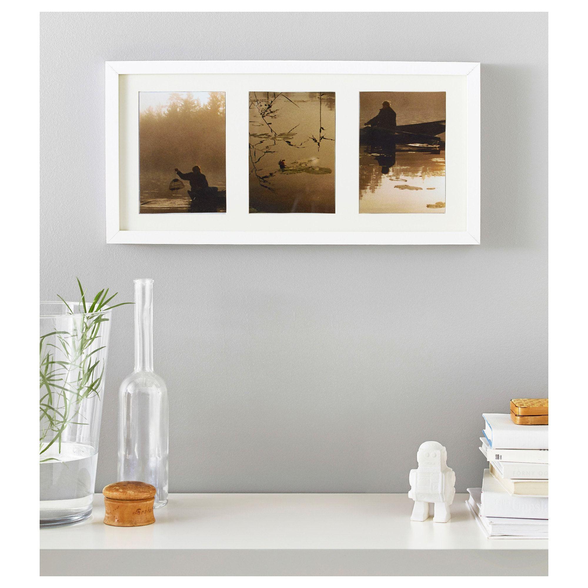 1bc15db1e857 IKEA - RIBBA Frame white