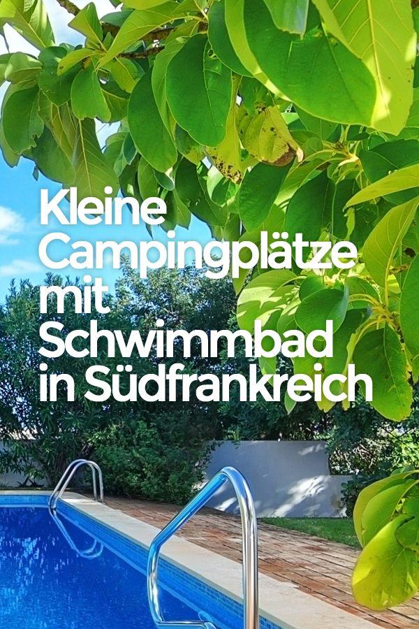 Photo of Kleine Campingplätze mit Schwimmbad in Südfrankreich