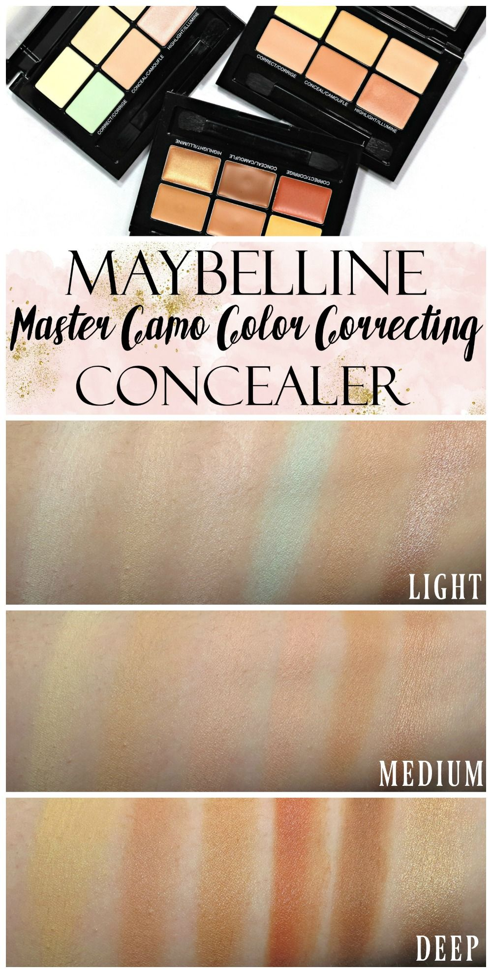 Perfect All In One Color Correcting Palette by stila #8