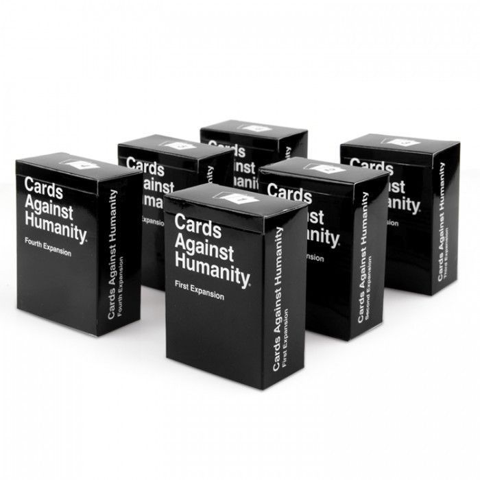 Cards Against Humanity Expansion Packs 1 6 Brand New Us Seller