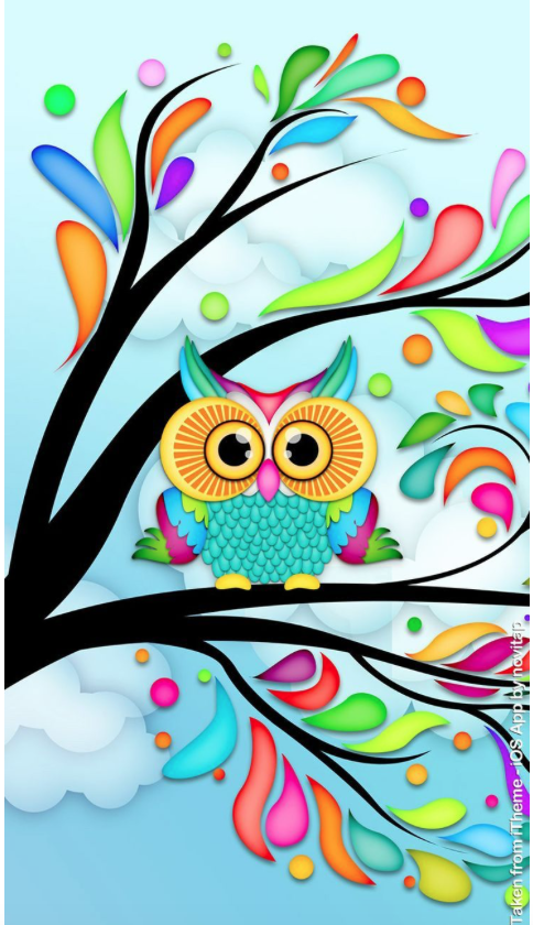 Wallpaper By Novitap Owl Wallpaper Cute Owls Wallpaper Owl Art