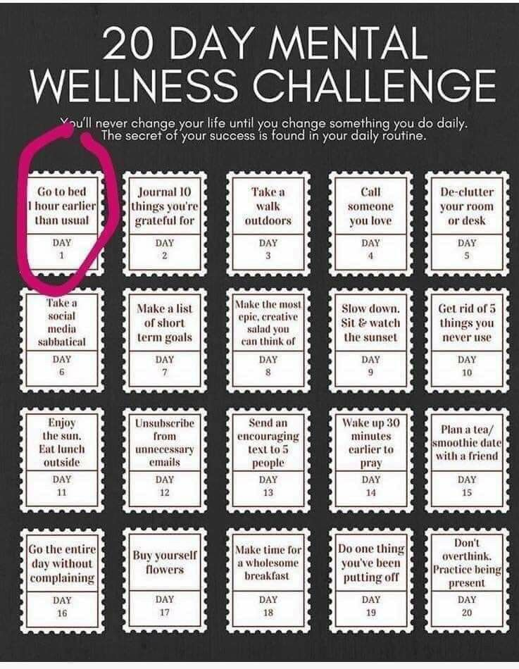 Pin by Tracy Anderson on Bullet Journal | Wellness challenge