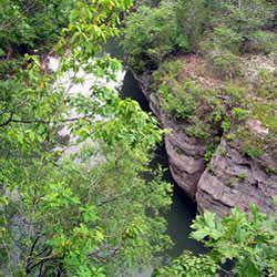 Local Travel - Shawnee National Park