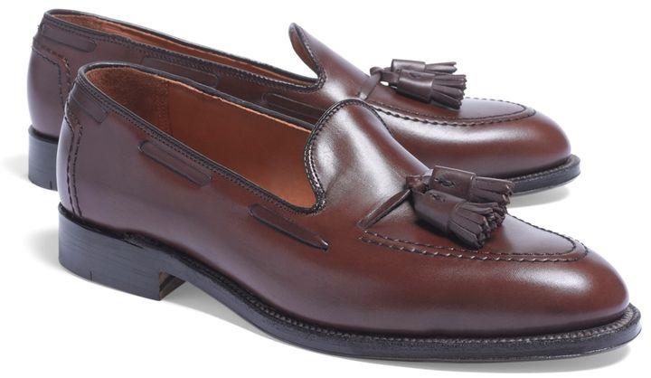 $558, Brooks Brothers Tassel Loafers