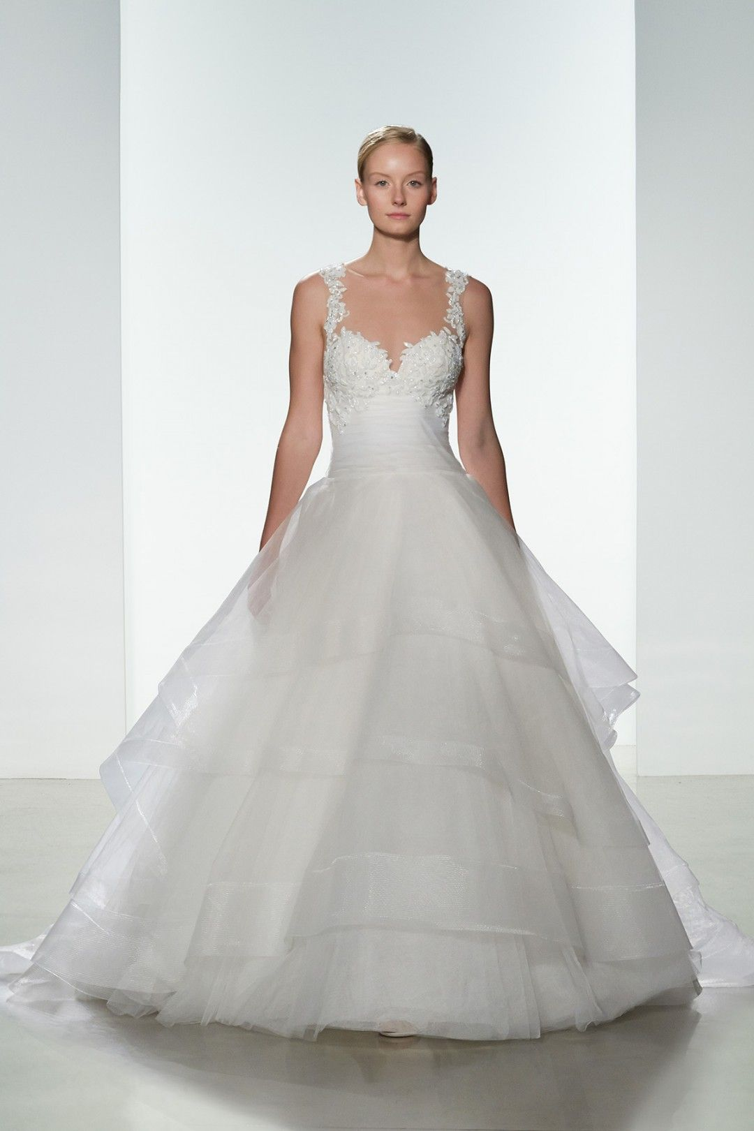 Polina - Available at Pearl Bridal House | http://www ...