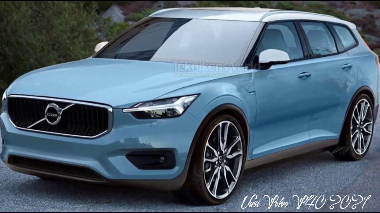 Neue Bewertung Volvo V40 Kombi 2021