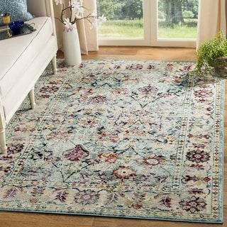 For Safavieh Savannah Vintage Oriental Blue Multicolored Rug 9 X 12 Get Free Shipping At Your Online Home Decor Outlet S