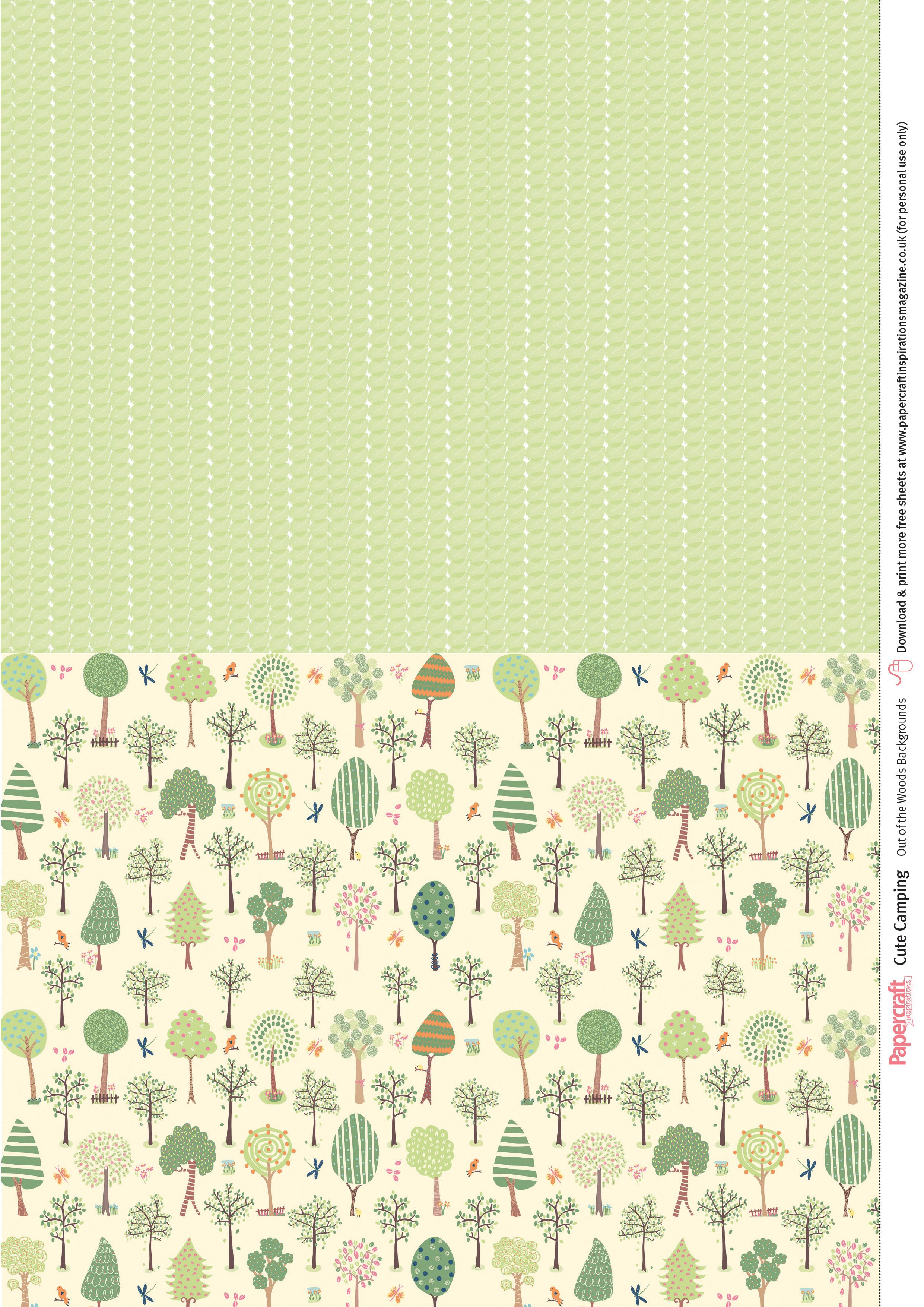 Cute camping free digital papers scrapbook and smashbook cute camping free digital papers jeuxipadfo Choice Image