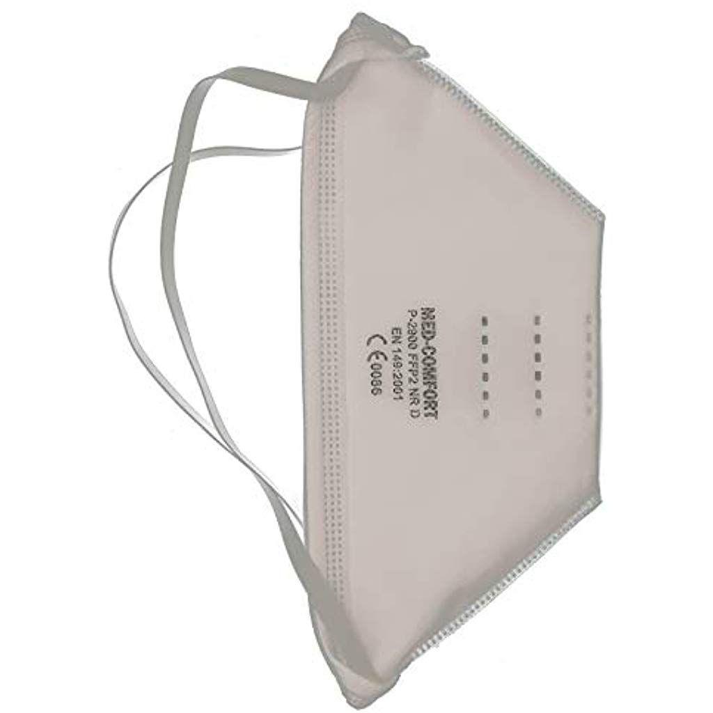 Atemschutzmaske Ffp2 Mundschutz Med Comfort Atemschutz Mit Ventil