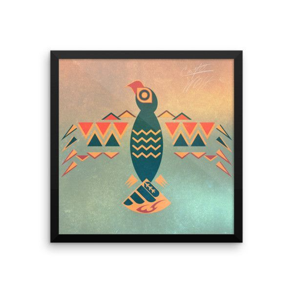 """Thunderbird"" By Cayto Wolf Nova"