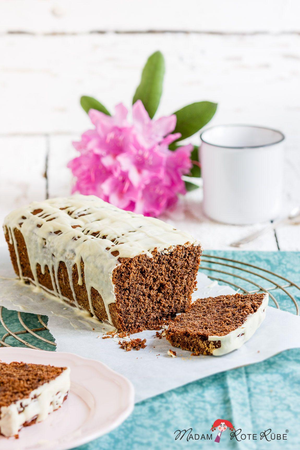 Schokoladiger Buttermilch Kuchen Aus Der Kastenform Rezept