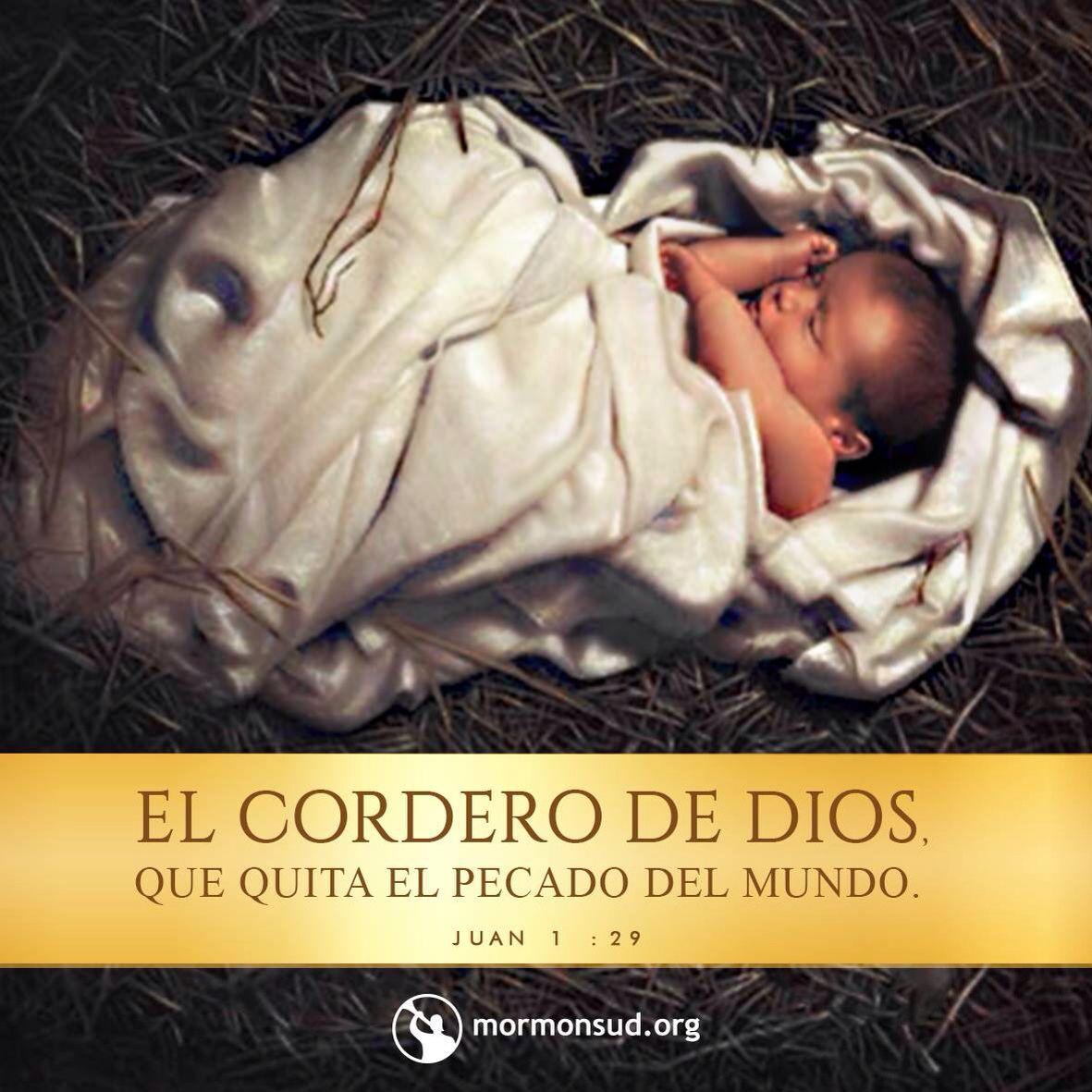 He aquí el Cordero de Dios, que quita el pecado del mundo! Juan 1:29 ...