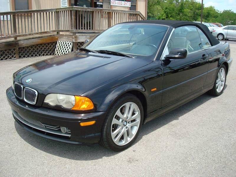 2001 BMW 3 Series 330Ci 2dr Convertible Madison TN