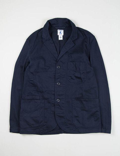 Arpenteur Navy Villefranche Jacket