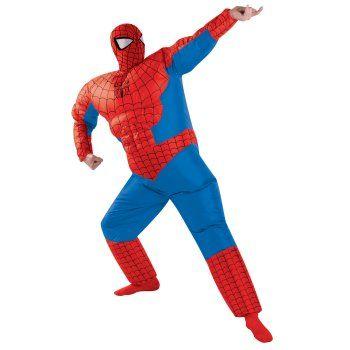 fat spiderman adult halloween costume idea tvdance com 24 99 rh pinterest com Fat Thor Fat Superman