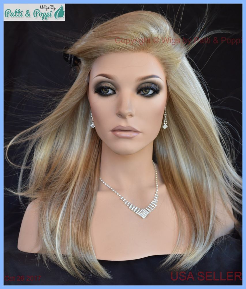 Fortune Ellen Wille Wig Extended Lace Front Monotop Handtied