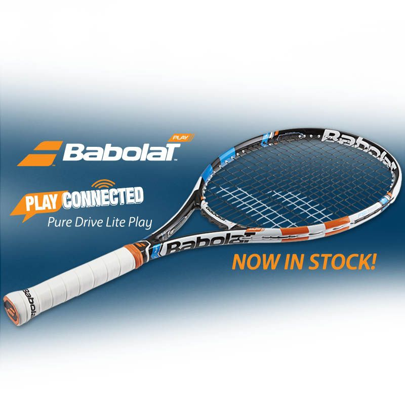 New Babolat Pure Drive Lite Play! Available now at Midwest