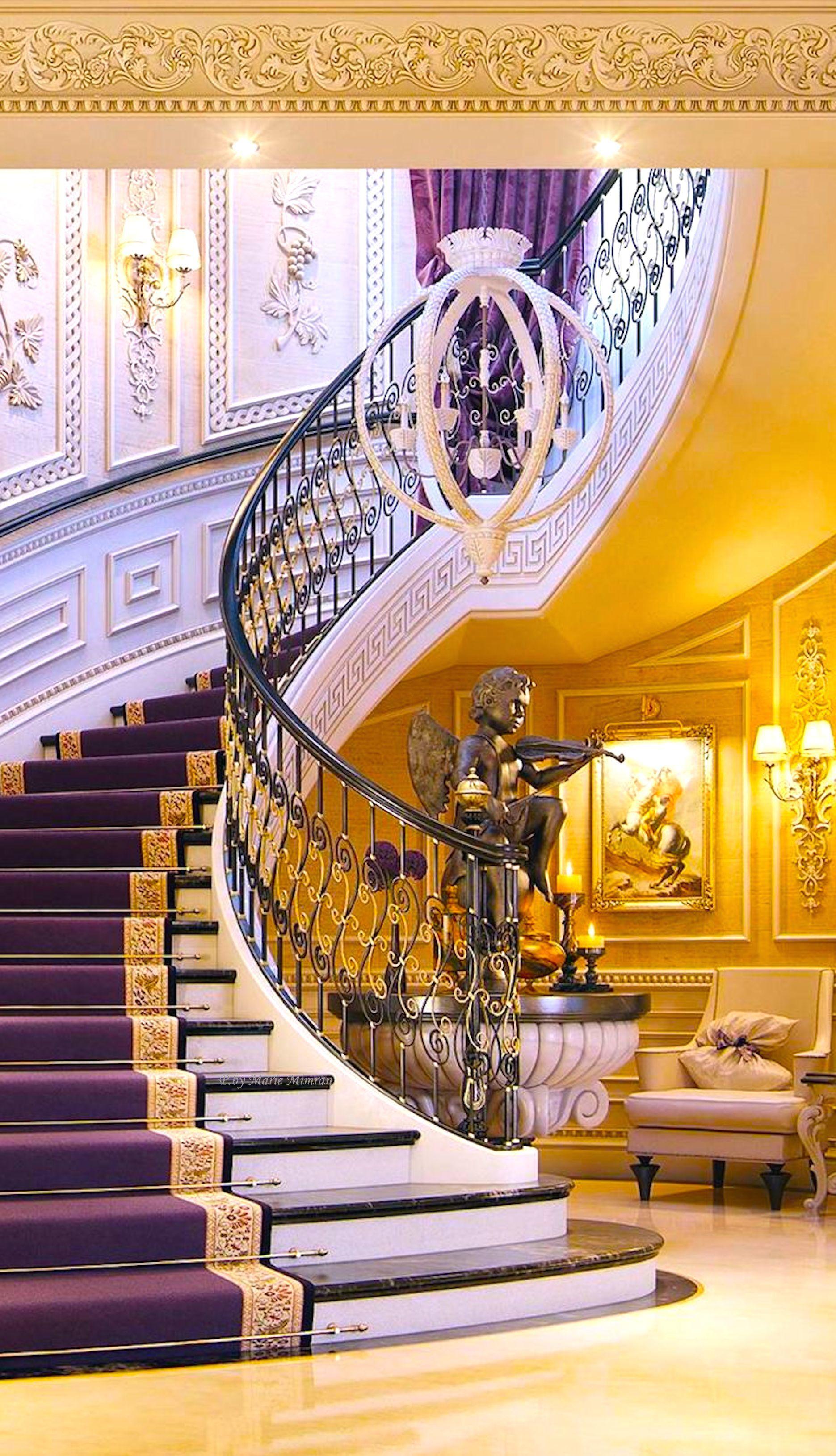Best Luxury Mansions Mansions Luxury Staircase Design 400 x 300