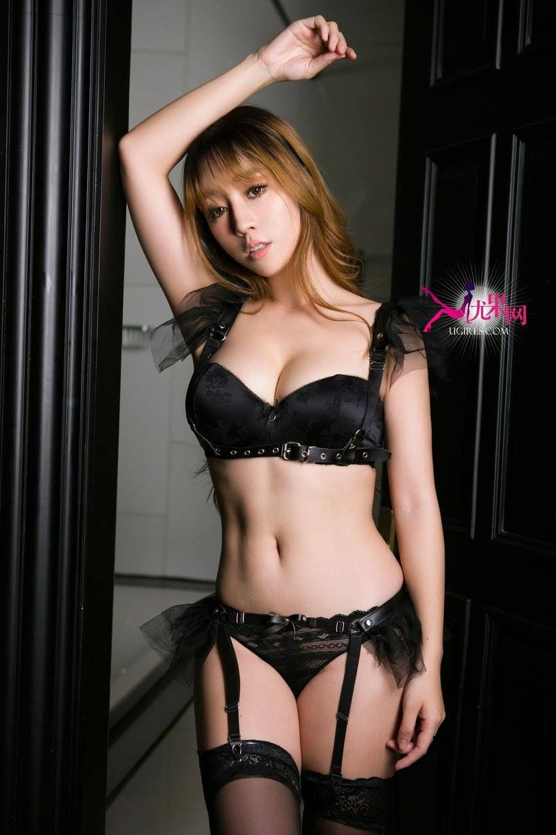 Ugirls 尤果网 Wang Yu Chun 王语纯 Sexy Lingerie Hot Asian