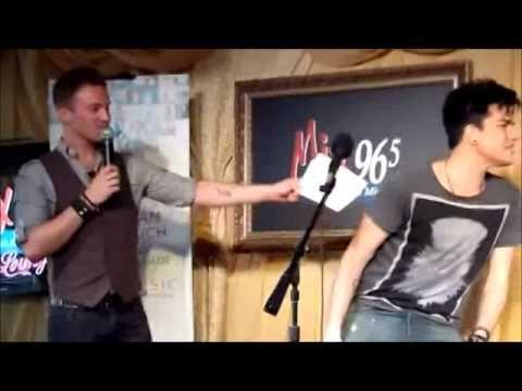 Adam Lambert ► Funny moments 2012 - 2013