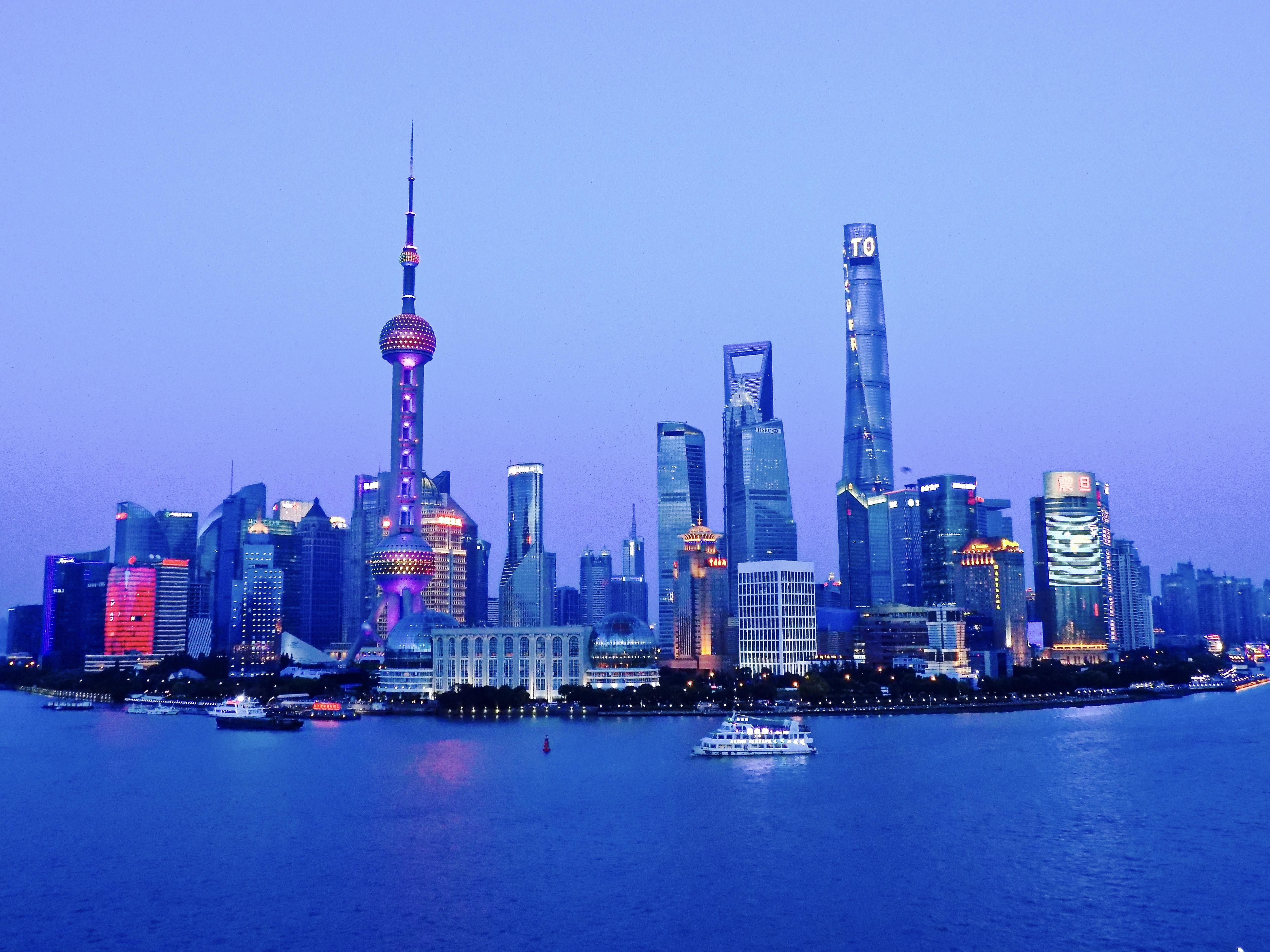 How To Get From Pudong Airport To The Bund