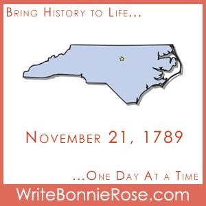 Timeline Worksheet November 21 1789 North Carolina Statehood