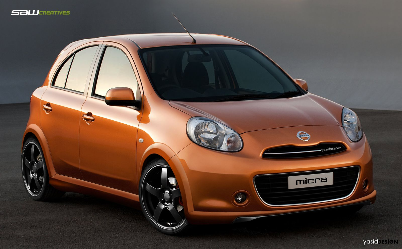 nissan march micra