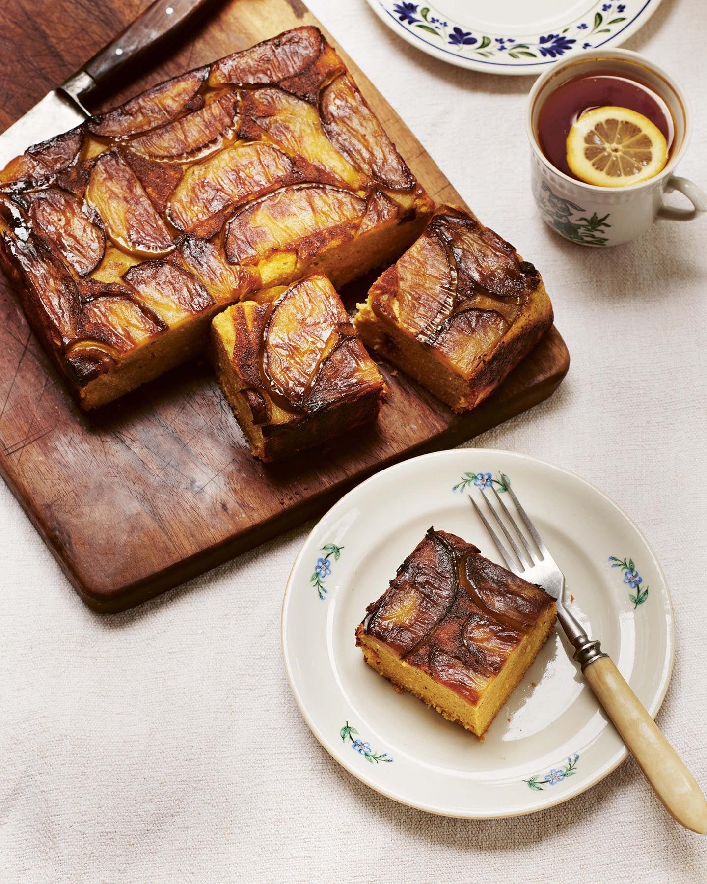 Instagram images nigella lawson ananas taart appels zoet
