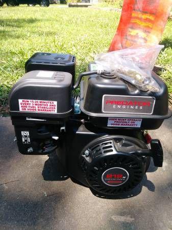 New 212cc Predator gasoline engine (North Springfield) $80   Go Kart