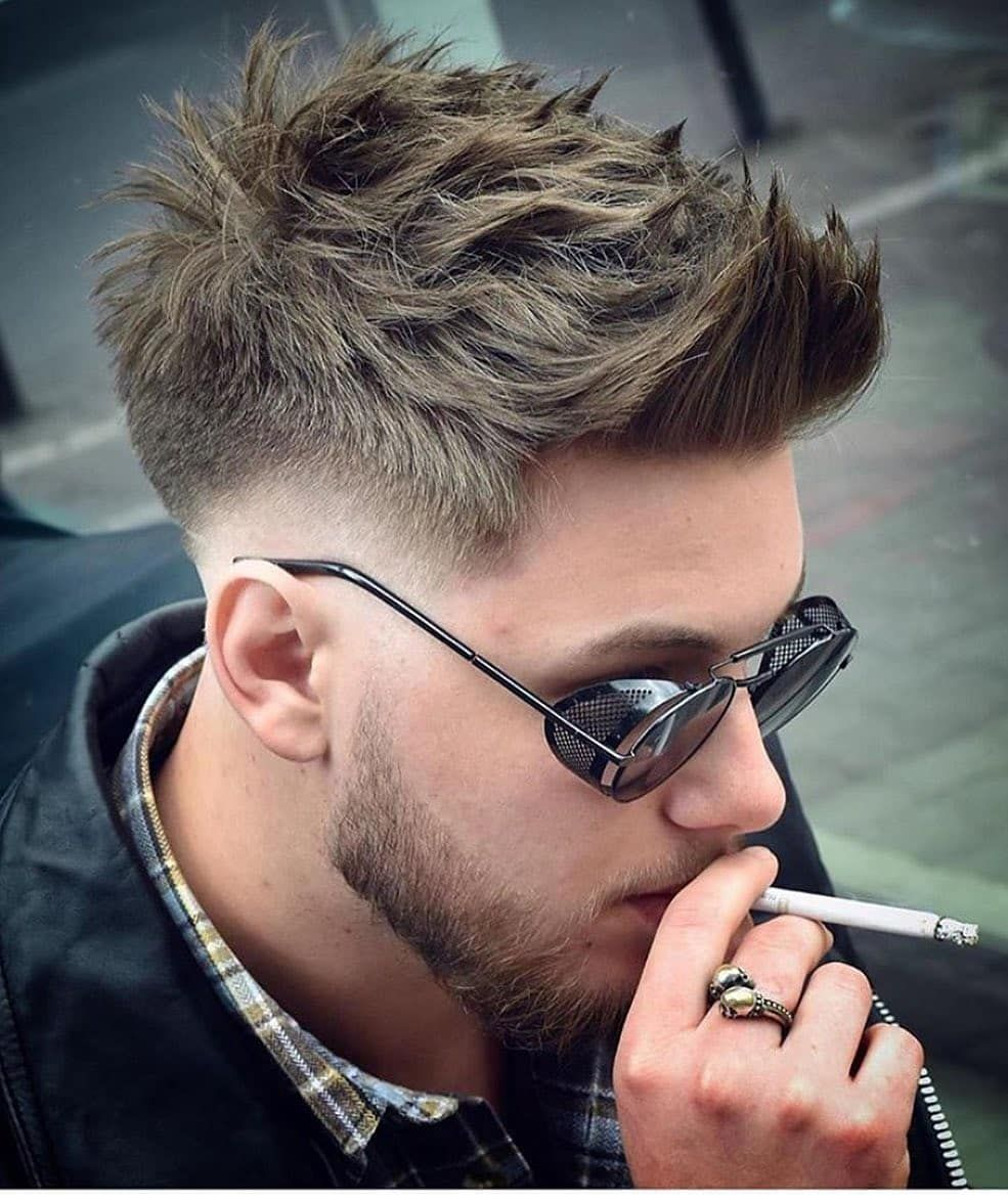Coiffure Homme Coiffure Homme Photo Coiffure Homme Modele Coiffure Homme