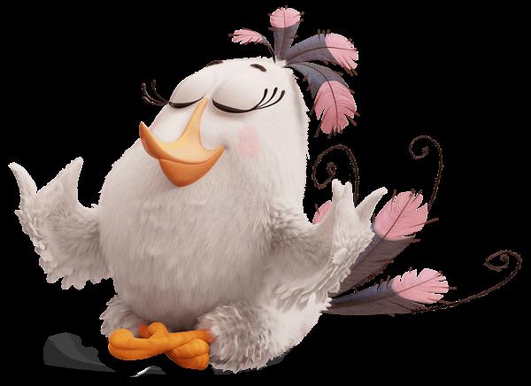 Pin by Angela Wheeler on Nanny Bird | Angry birds movie ...