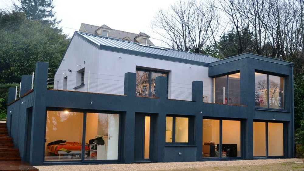 Avant / Après : Agrandir Une Maison Par Le Biais D'Une Extension