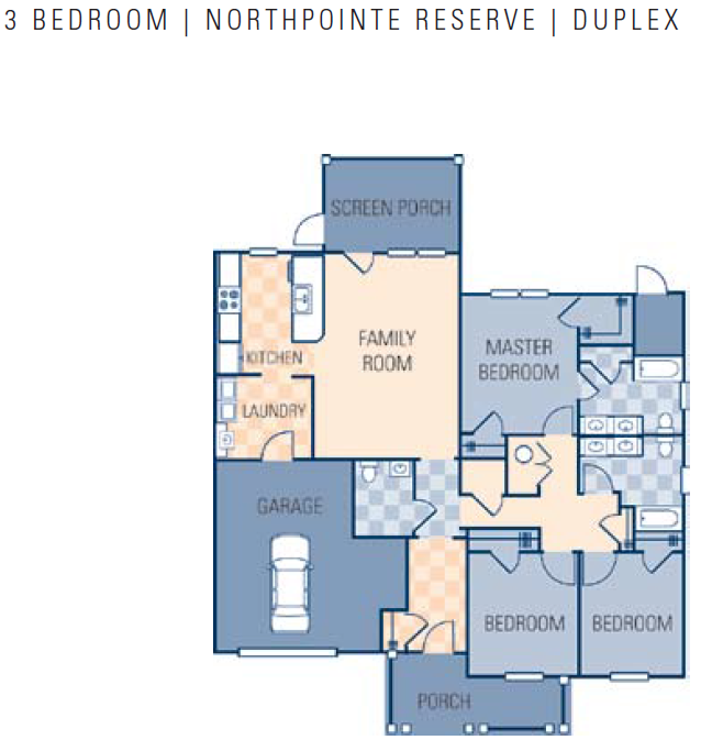 Northpointe Preserve Neighborhood: 3