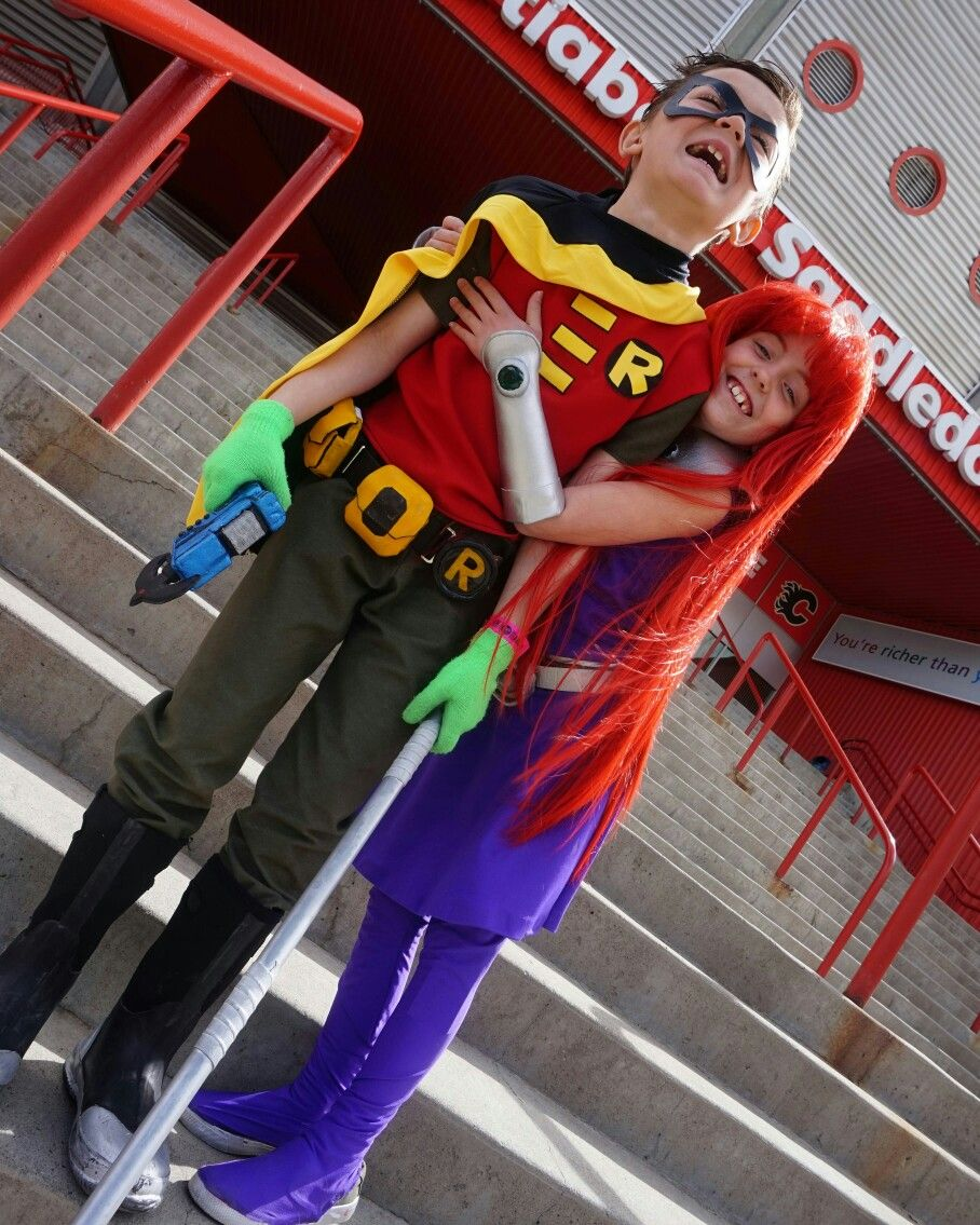 Teen Titans Go Deluxe Slade Child Costume