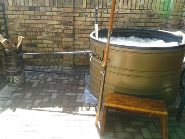 Outdoor Jacuzzi For Hire Port Elizabeth