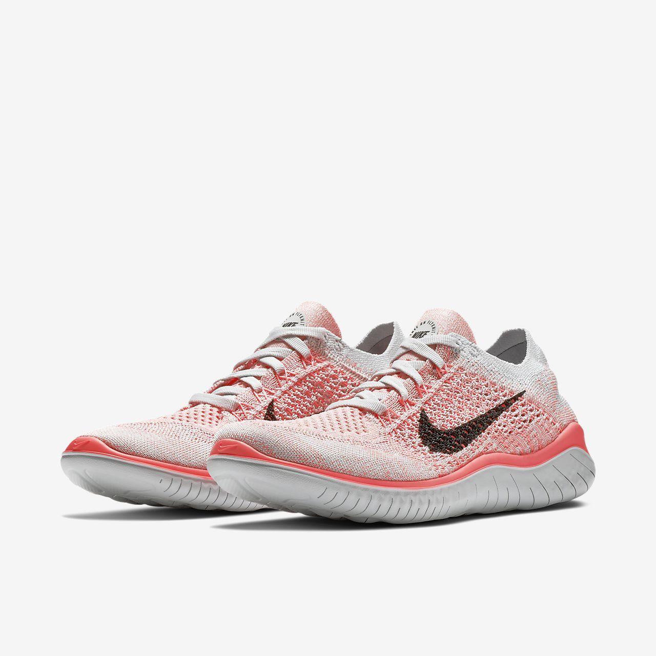 5b9d2e5cdc7c8 Nike Free RN Flyknit 2018 Women s Running Shoe