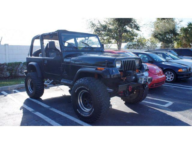 1992 Jeep Wrangler 4x4 Black Http Www Iseecars Com Used Cars 1991 Jeep Wrangler For Sale Wrangler For Sale Jeep Wrangler For Sale Jeep Wrangler