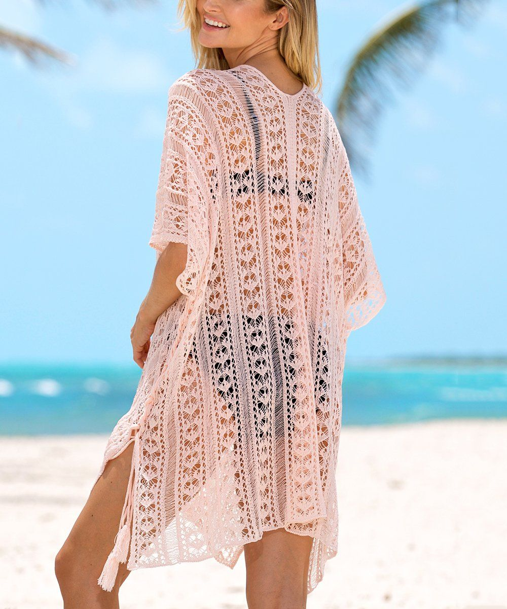 Amazing Crochet Beach Cover Up! Free Pattern | Crochet beach