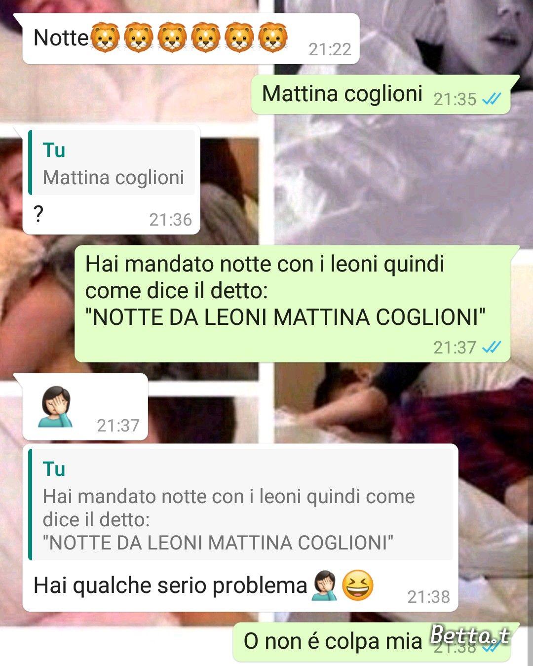 Chat Divertenti Bff Divertente Buonanotte