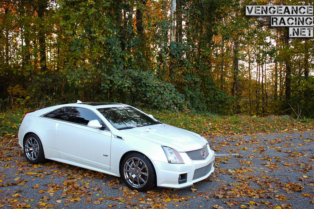 VR] Vengeance Racing CTS-V Coupe - 2 3L Blower/Nitrous