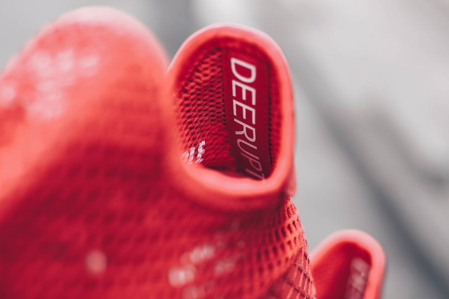 bacbe6ddf932 atmos adidas Deerupt Red G27330 Release Date