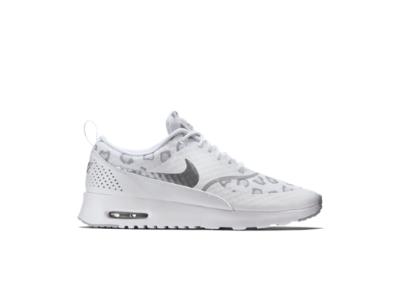 premium selection 3052e 6b7bf Nike Air Max Thea Print Women's Shoe, white/pure platinum ...