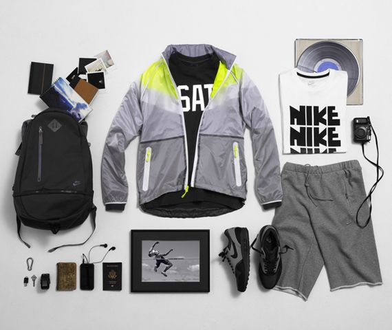 Nike Sportswear Track & Field Collection – Spring 2012